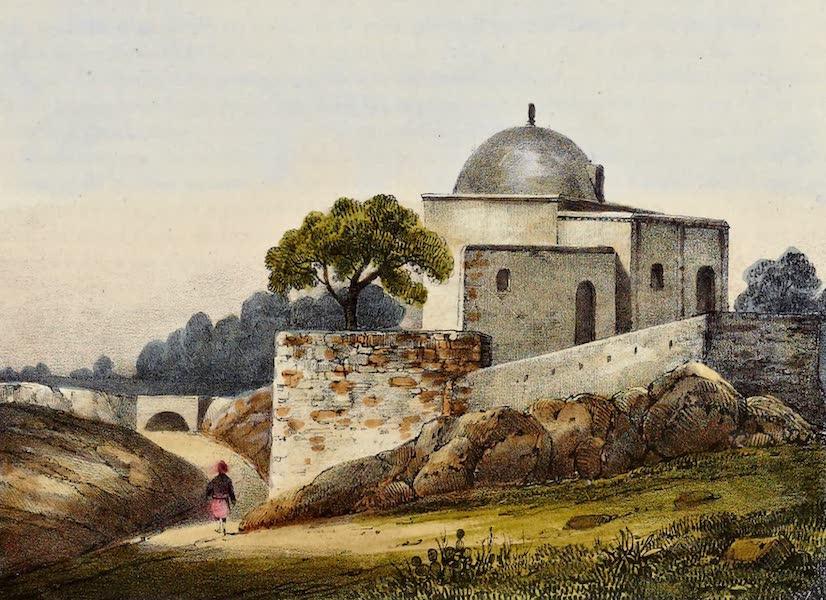 Costumes, Moeurs et Usages des Algeriens - Marabout de Syde Takote (1837)