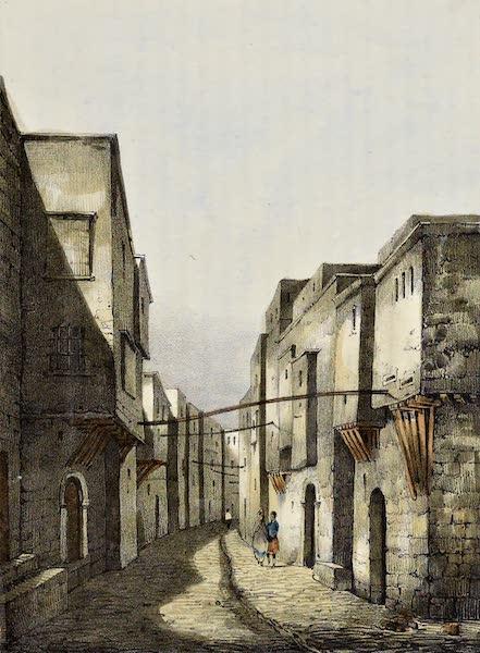 Une Rue D'Alger