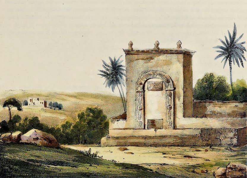 Fontaine aux Environs D'Alger