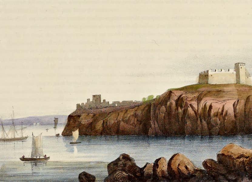 Vue de la Pointe Pescade