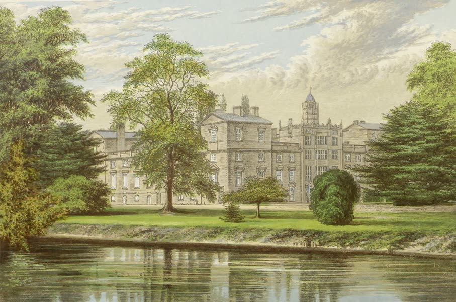 County Seats of Great Britain and Ireland Vol. 1 - Wilton House (1880)