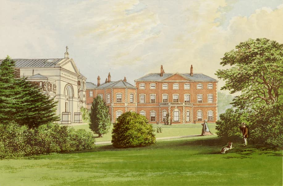 County Seats of Great Britain and Ireland Vol. 1 - Everingham Park (1880)