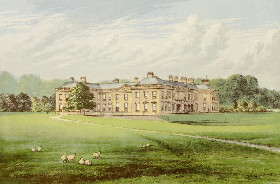 County Seats of Great Britain and Ireland Vol. 1 - Holme Lacy (1880)