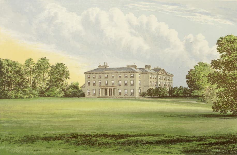 County Seats of Great Britain and Ireland Vol. 1 - Farnham House (1880)