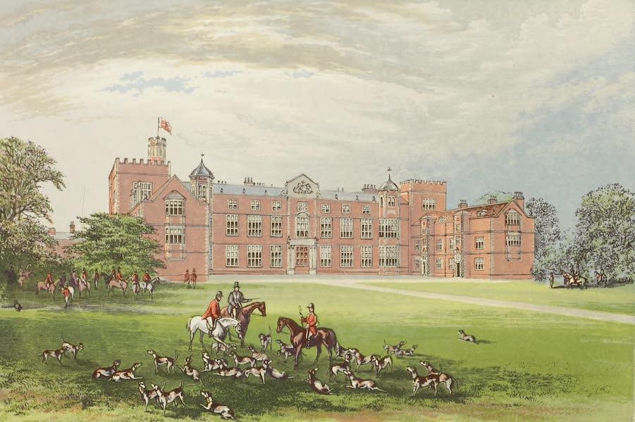 County Seats of Great Britain and Ireland Vol. 1 - Burton Constable (1880)