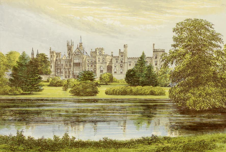 County Seats of Great Britain and Ireland Vol. 1 - Alton Towers (1880)
