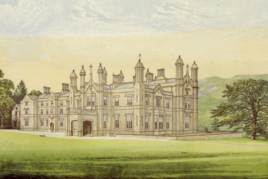 County Seats of Great Britain and Ireland Vol. 1 - Glanusk Park (1880)