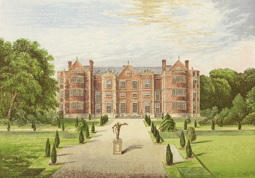 County Seats of Great Britain and Ireland Vol. 1 - Burton Agnes Hall (1880)