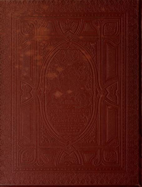 County Seats of Great Britain and Ireland Vol. 1 - Back Cover (1880)