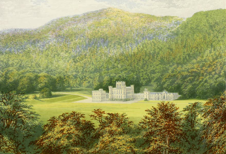 County Seats of Great Britain and Ireland Vol. 2 - Taymouth Castle (1880)