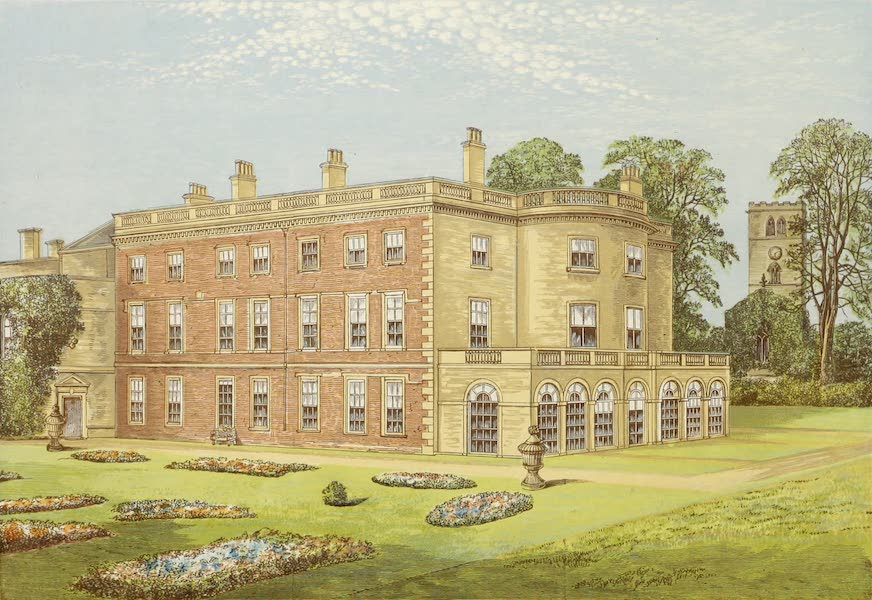County Seats of Great Britain and Ireland Vol. 2 - Clifton Hall (1880)