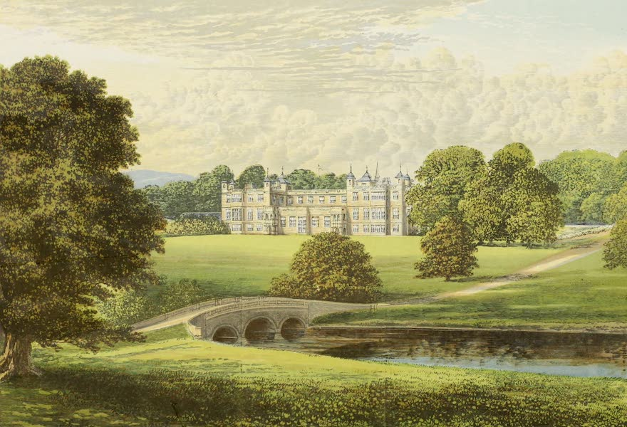 County Seats of Great Britain and Ireland Vol. 2 - Audley End (1880)