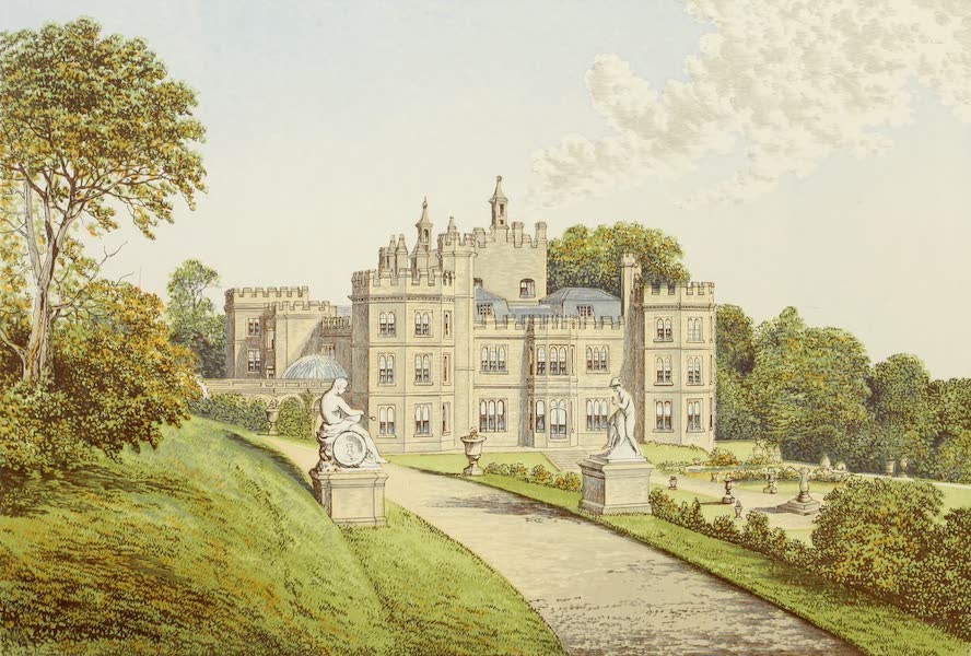 County Seats of Great Britain and Ireland Vol. 2 - Mount Edgcumbe (1880)