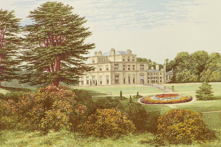 County Seats of Great Britain and Ireland Vol. 2 - Eden Hall (1880)