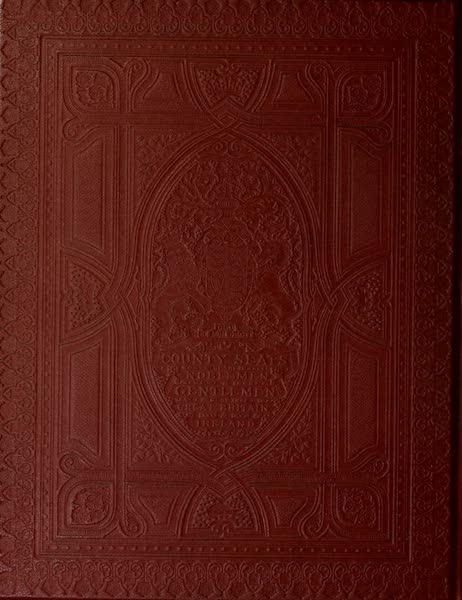 County Seats of Great Britain and Ireland Vol. 2 - Back Cover (1880)