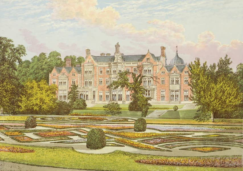 County Seats of Great Britain and Ireland Vol. 3 - Sandringham (1880)