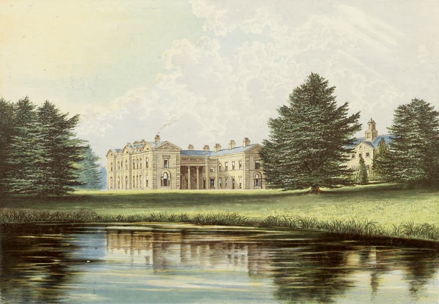 County Seats of Great Britain and Ireland Vol. 3 - Compton Verney (1880)