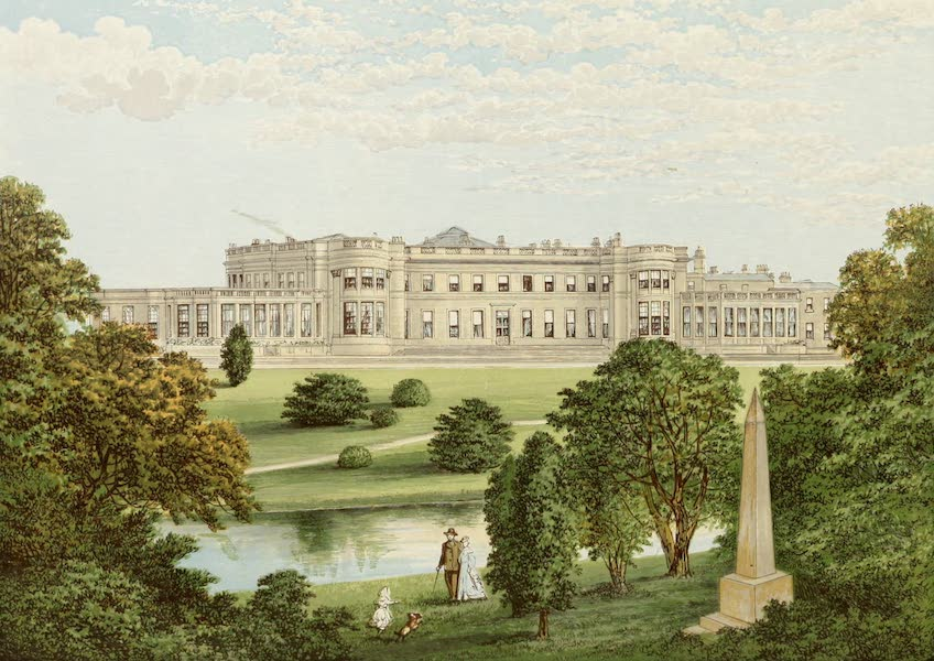 County Seats of Great Britain and Ireland Vol. 3 - Wynyard Park (1880)