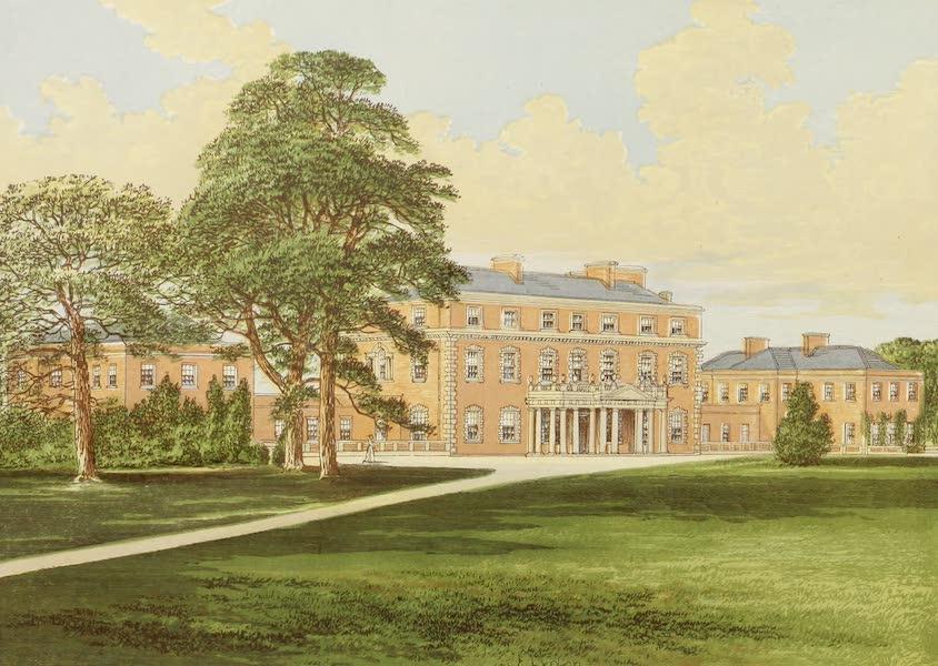 County Seats of Great Britain and Ireland Vol. 3 - Trafalgar House (1880)