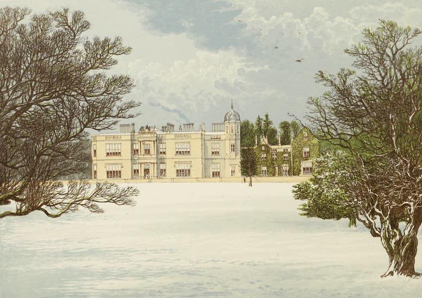 County Seats of Great Britain and Ireland Vol. 3 - Eshton Hall (1880)
