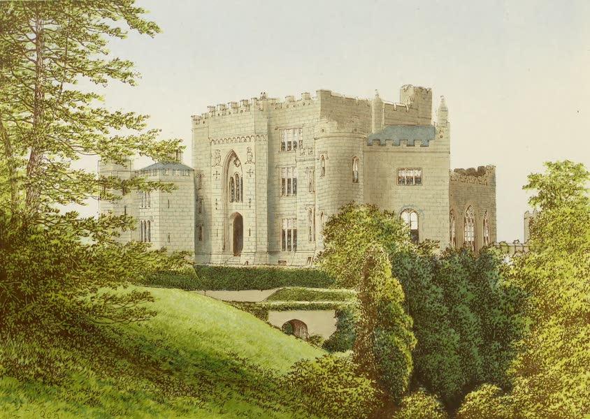 County Seats of Great Britain and Ireland Vol. 3 - Birr Castle (1880)