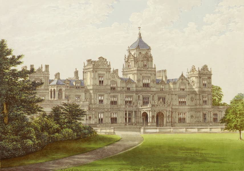 County Seats of Great Britain and Ireland Vol. 3 - Westonbirt House (1880)