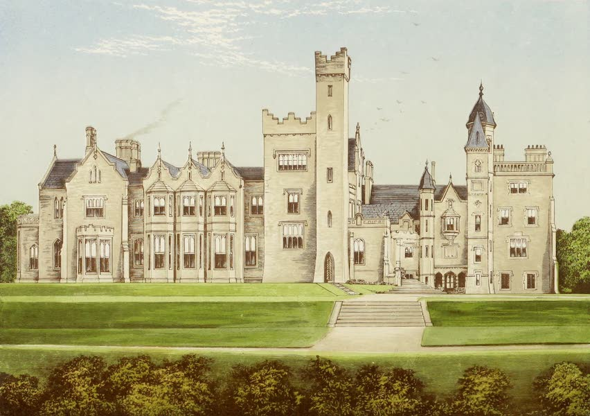 County Seats of Great Britain and Ireland Vol. 3 - Rossmore Park (1880)
