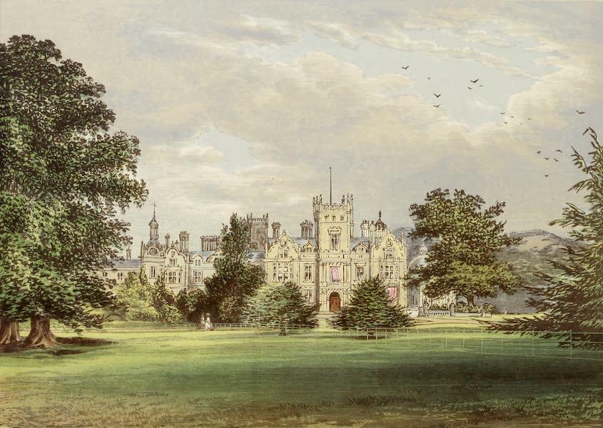 County Seats of Great Britain and Ireland Vol. 3 - Preston Hall (1880)