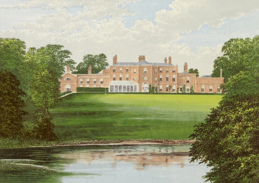 County Seats of Great Britain and Ireland Vol. 3 - Lawton Hall (1880)