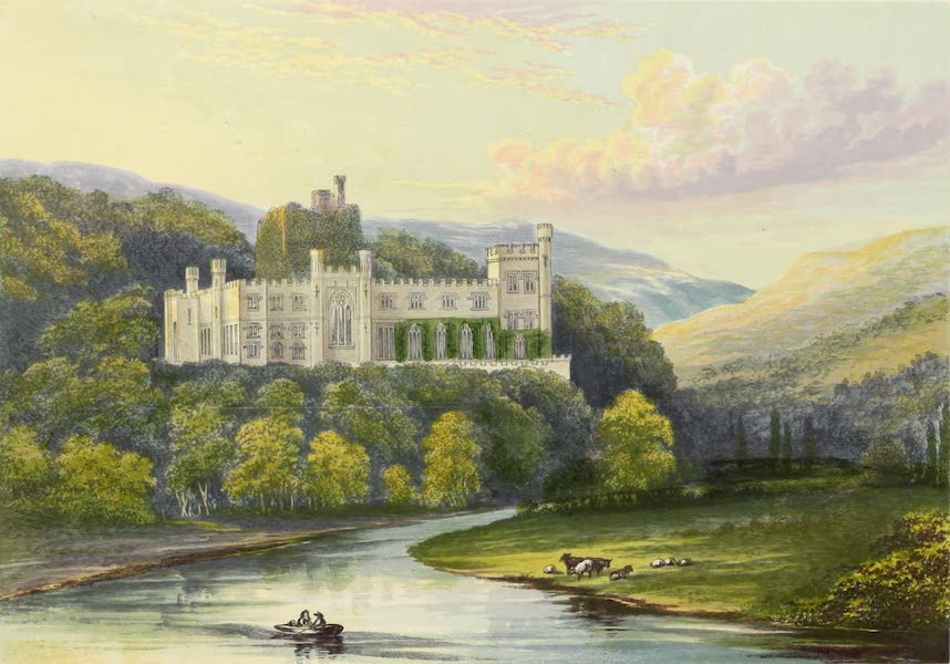 County Seats of Great Britain and Ireland Vol. 4 - Arundel Castle (1880)