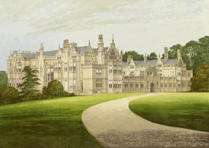 County Seats of Great Britain and Ireland Vol. 4 - Rushton Hall (1880)