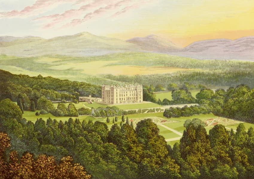 County Seats of Great Britain and Ireland Vol. 4 - Drumlanrig Castle (1880)