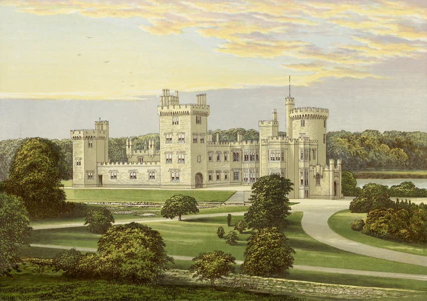 County Seats of Great Britain and Ireland Vol. 4 - Dromoland (1880)