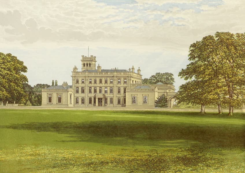 County Seats of Great Britain and Ireland Vol. 4 - Locko Park (1880)