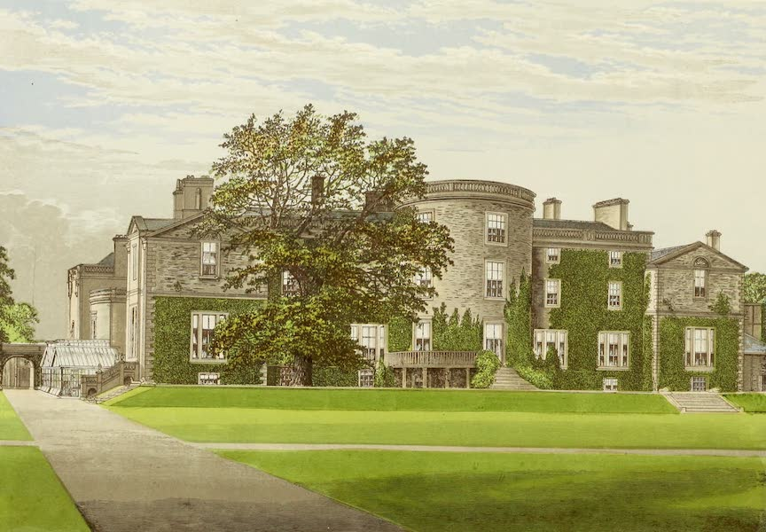 County Seats of Great Britain and Ireland Vol. 4 - Galloway House (1880)