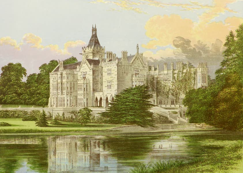 County Seats of Great Britain and Ireland Vol. 4 - Adare Manor (1880)