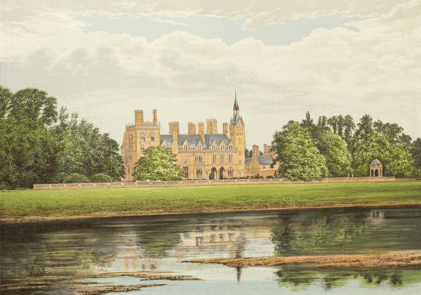 County Seats of Great Britain and Ireland Vol. 4 - Kelham Hall (1880)