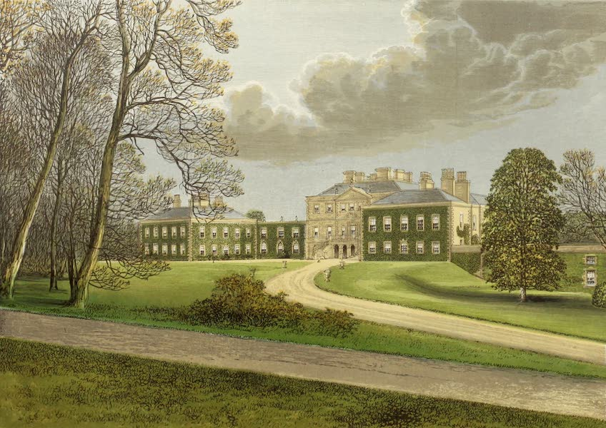 County Seats of Great Britain and Ireland Vol. 4 - Haddo House (1880)