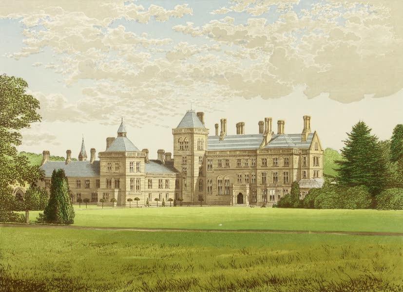 County Seats of Great Britain and Ireland Vol. 4 - Walton Hall (1880)