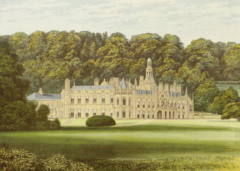 County Seats of Great Britain and Ireland Vol. 4 - Shelton Abbey (1880)
