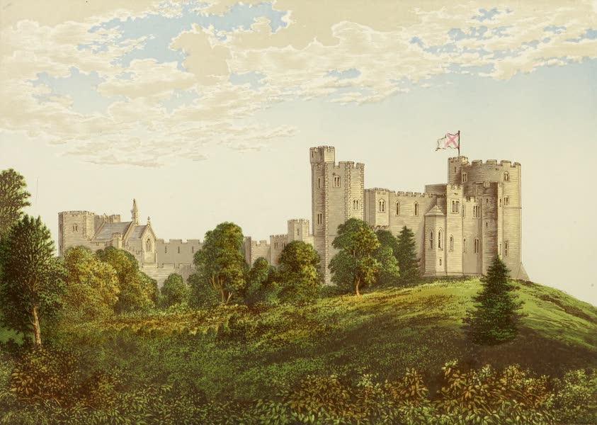 County Seats of Great Britain and Ireland Vol. 4 - Peckforton Castle (1880)