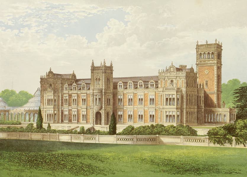 County Seats of Great Britain and Ireland Vol. 4 - Somerleyton (1880)