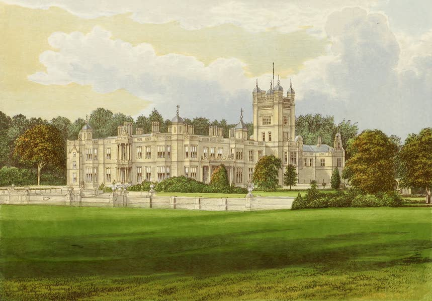 County Seats of Great Britain and Ireland Vol. 4 - Underley Hall (1880)