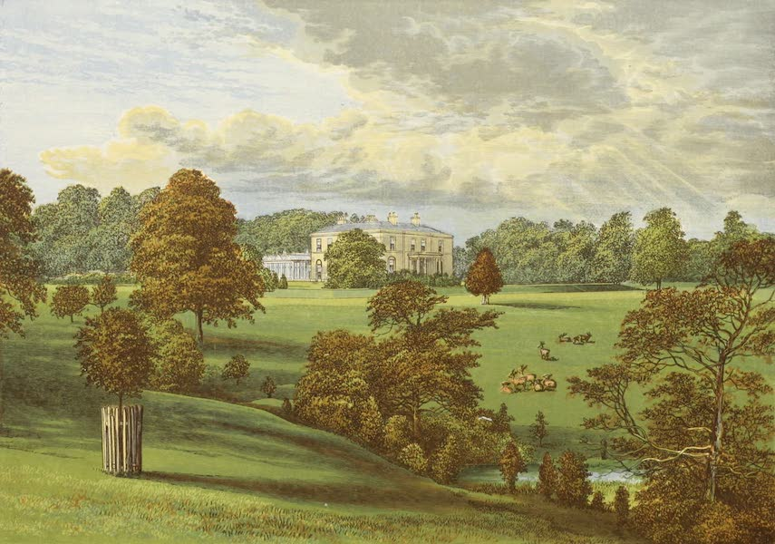 County Seats of Great Britain and Ireland Vol. 4 - Ashcombe Park (1880)