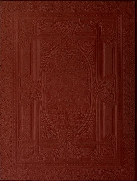 County Seats of Great Britain and Ireland Vol. 4 - Back Cover (1880)