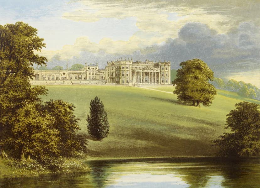 County Seats of Great Britain and Ireland Vol. 5 - Bowood Park (1880)