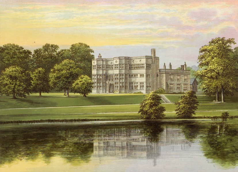 County Seats of Great Britain and Ireland Vol. 5 - Astley Hall (1880)
