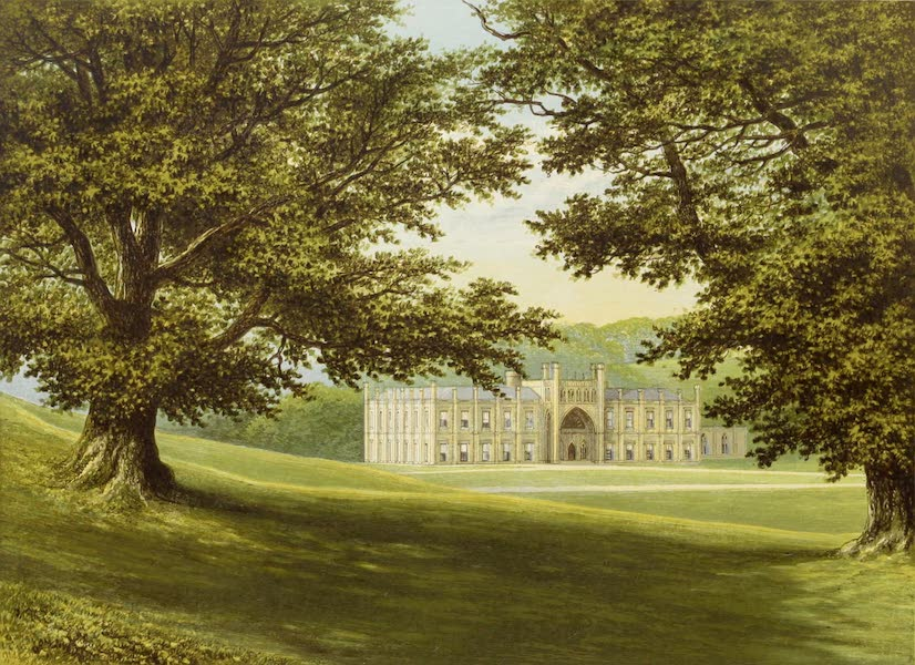 County Seats of Great Britain and Ireland Vol. 5 - Donington Hall (1880)