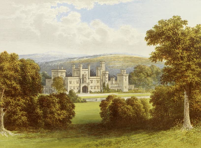 County Seats of Great Britain and Ireland Vol. 5 - Ravensworth Castle (1880)