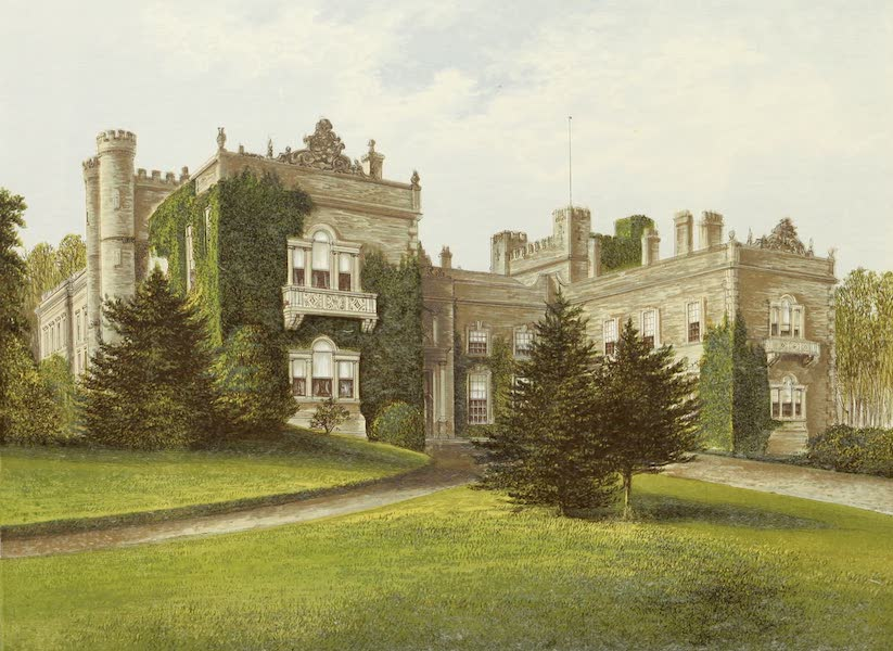 County Seats of Great Britain and Ireland Vol. 5 - Aske Hall (1880)